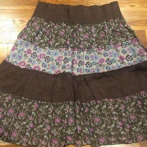Maurices skirt size med